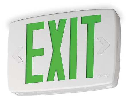 ACUITY LITHONIA Thermoplastic LED Exit Sign