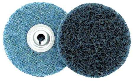 Quick Change Disc, AlO, 2in, VF, TS
