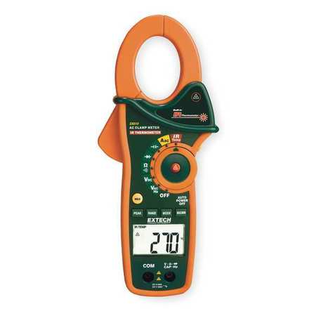 Clamp Meter, 600V, 1000A