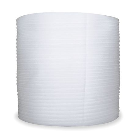 "Foam Roll 12"" x 450 ft.,  Perforated,  1/8"" Thickness"