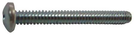Screw, Thd Cut, 1/4-20x3/4 In, PK25