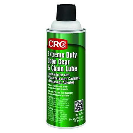 Extreme Duty Open Gear Chain Lube, 16 oz.