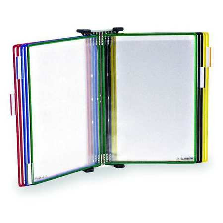 Document Wall Display, 12 1/2Hx20L In