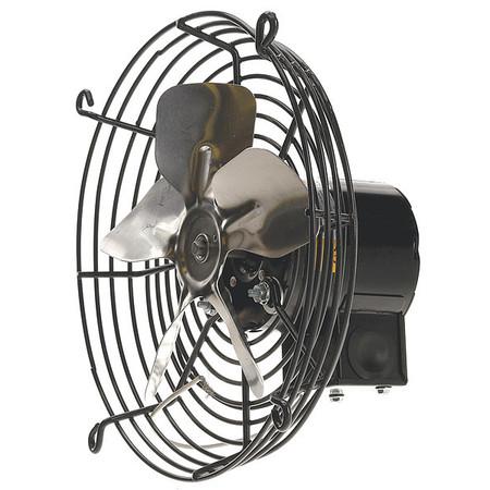 Exhaust Fan, 7 In, 115V, 288 CFM
