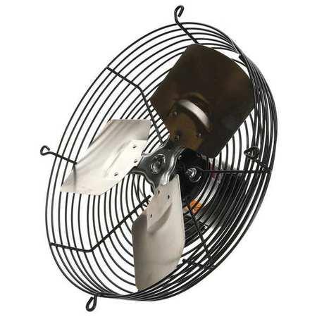 Exhaust Fan, 12 In, 115V, 828 CFM