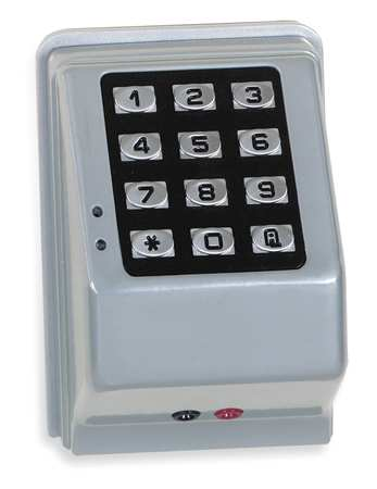 Access Control Keypad, 2000 User Code