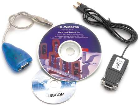 USB Cable and Software