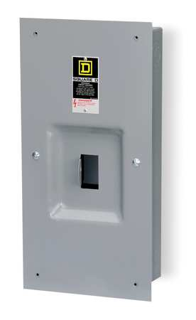 Circuit Breaker Enclosure, Flush, NEMA 1