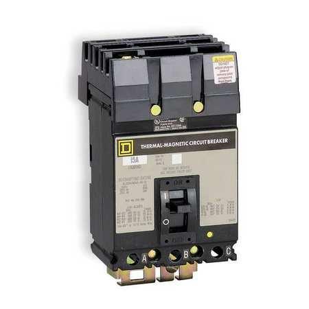 3P Standard Circuit Breaker 100A 480VAC