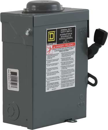 General Duty & Heavy Duty Safety Switches