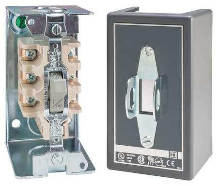 Manual Motor Switch, IEC, 30A, 600V