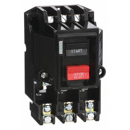 Manual Motor Starter, NEMA, 27A, 600VAC, 3P