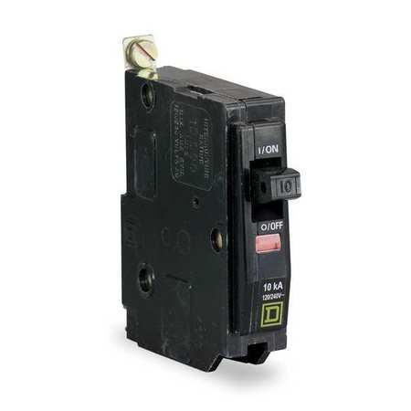 1P High Interrupt Capacity Circuit Breaker 25A 120/240VAC