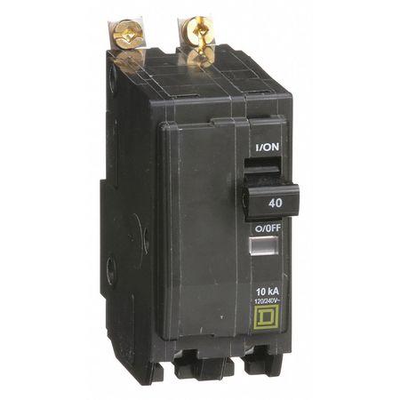 2P Standard Bolt On Circuit Breaker 40A 120/240VAC