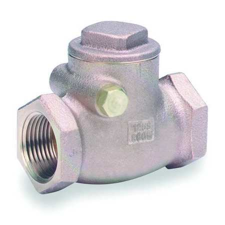 "3/8"" FNPT Bronze Swing Check Valve"