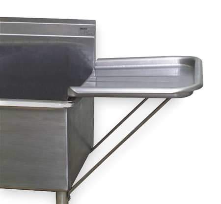 Drainboard, Detachable, For Utility Sinks
