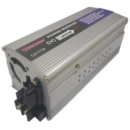 Inverter, 115VAC, 10 to 15 VDC, 300W