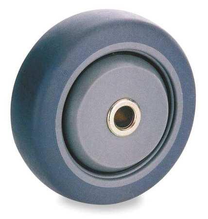 Caster Wheel, 500 lb., 3-1/2 D x 1-7/16In