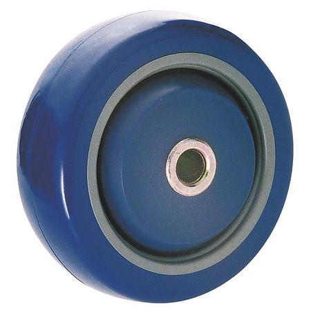 Caster Wheel, 360 lb., 5 in D x 1-1/4In