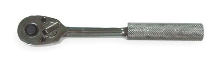 "Quick Release Ratchet, 1/4"" Dr, 5-5/8"" L"