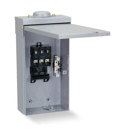 Circuit Breaker Enclosure, Surface, 12/3R