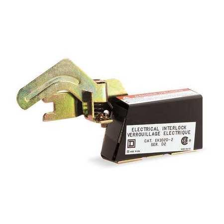 Interlock, 2NO/2NC, For Series E1-E4