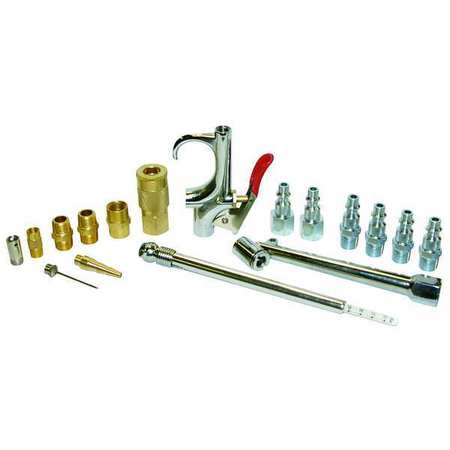 Thumb Lever Air Gun Kit