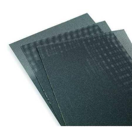 Sanding Sheet, 11x9 In, 100 G, SC, PK25
