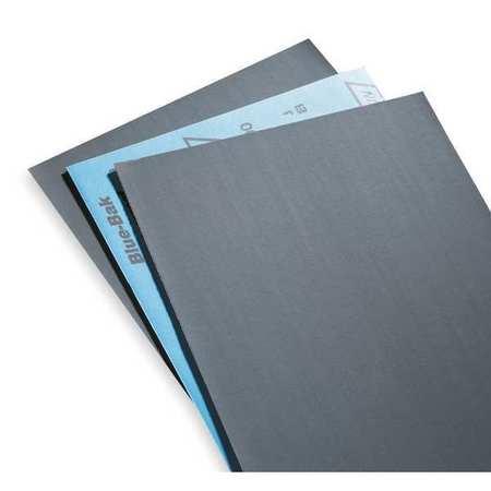 Sanding Sheet, 11x9 In, 600 G, SC, PK50