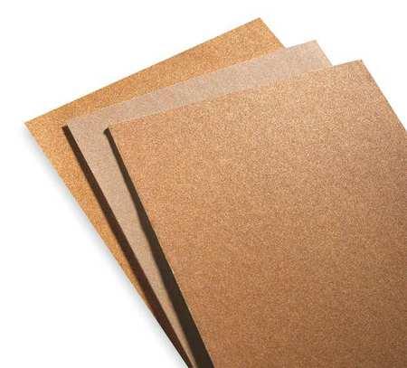 Sanding Sheet, 11x9 In, 80 G, Garnet, PK50