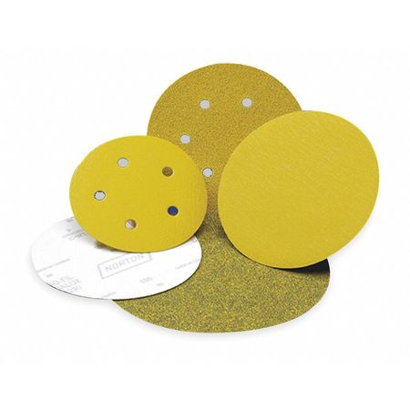 Disc, Sanding, 5 Hole, 5In., P40G, PK10