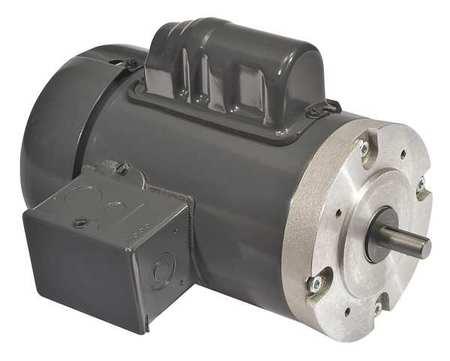 GP Mtr, CS, TEFC, 1/3 HP, 1725 rpm, 42CZ