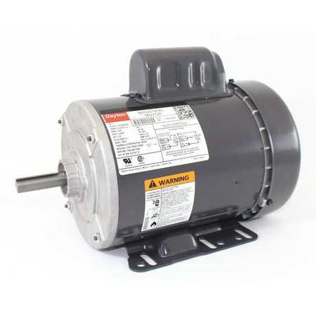 GP Mtr, CS, TEFC, 1 HP, 1725 rpm, 56H
