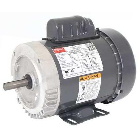 GP Mtr, CS, TEFC, 1/3 HP, 3450 rpm, 56C
