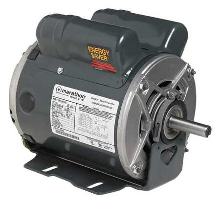 GP Mtr, CSCR, ODP, 1/2 HP, 1725 rpm, 56