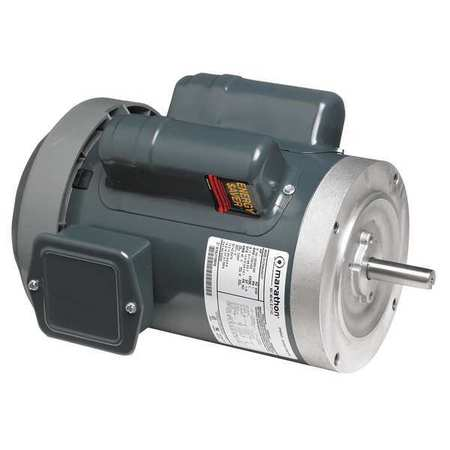 GP Mtr, CSCR, TEFC, 3/4 HP, 1725 rpm, 56C