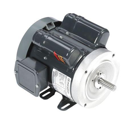 GP Mtr, CS, TEFC, 1/3 HP, 1725 rpm, 56C