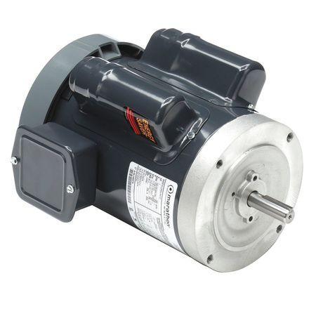 GP Mtr, CS, TEFC, 1 HP, 1725 rpm, 56C