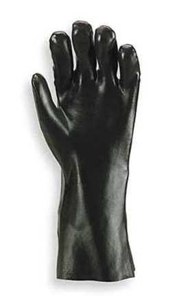 Chemical Resistant Glove, 30 mil, Sz L, PR