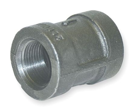 "1"" FNPT Galvanized Coupling"