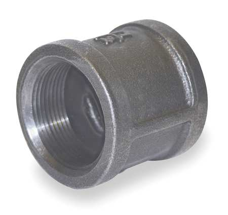 "1-1/2"" FNPT Galvanized Coupling"