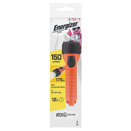 ENERGIZER LED 40 Lumens  Orange Handheld Flashlight