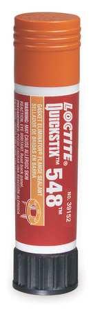 Anaerobic Flange Sealant, 18gStick, Orange