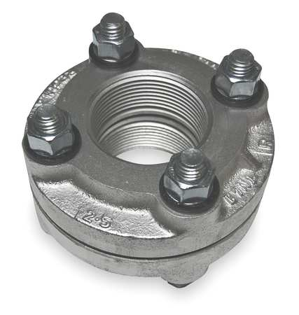 Dielectric Flange, 2-1/2 In, FIP, 175 psi