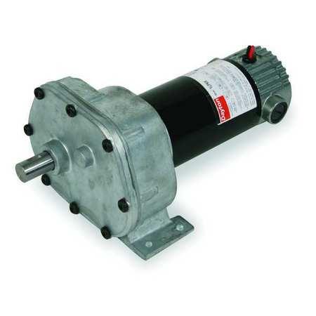 DC Gearmotor, 21 rpm, 90V, TENV