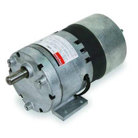 AC Gearmotor, 13 rpm, Open, 115V
