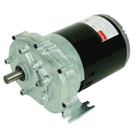 AC Gearmotor, 18 rpm, ODP, 115V