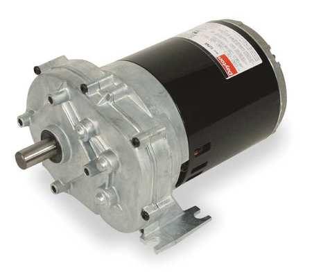 AC Gearmotor, 90 rpm, ODP, 115V