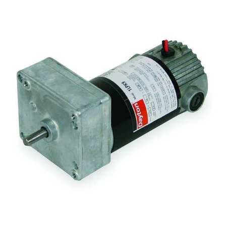 DC Gearmotor, 11 rpm, 90V, TENV