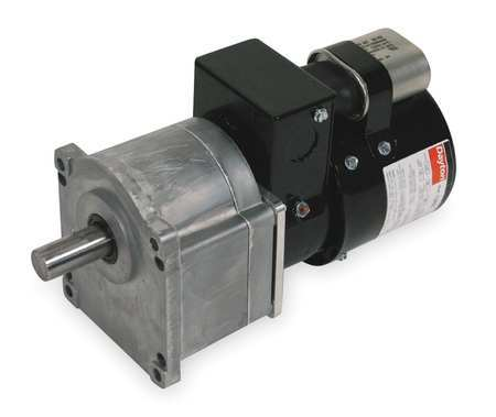 Gearmotor, 14 RPM, 340 Torque, 115/230, TEFC